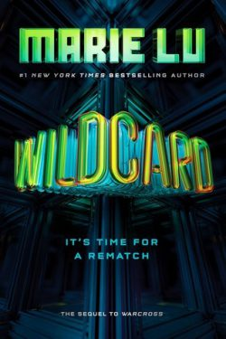 cover art for Wildcard by Marie Lu
