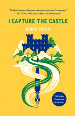 cover art for I Capture the Castle by Dodie Smith