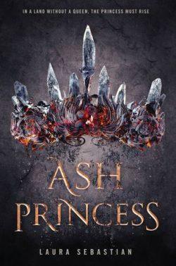 cover art for Ash Princess by Laura Sebastian