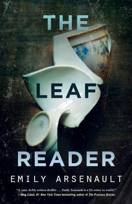 cover art for The Leaf Reader by Emily Arsenault