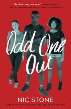 cover for Odd One Out by Nic Stone