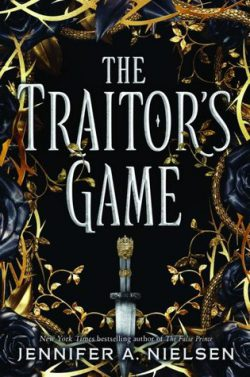 cover art for The Traitor's Game by Jennifer A. Nielsen