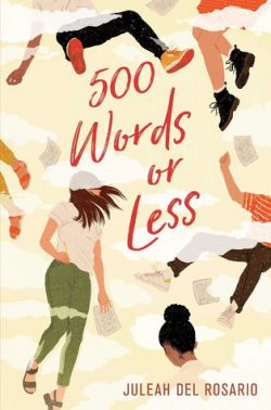 cover art for 500 Words or Less by Juleah del Rosario