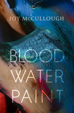 cover art for Blood Water Paint by Joy McCullough