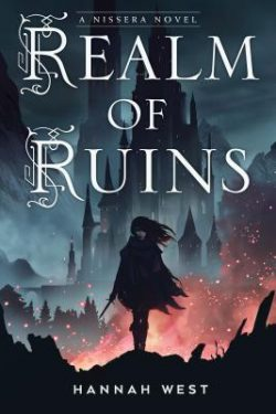 cover art for Realm of Ruins by Hannah West