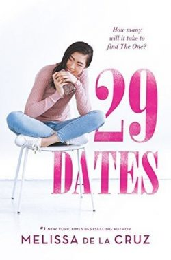 cover art for 29 Dates by Melissa de la Cruz