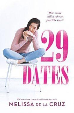 cover art for 29 Dates by Melissa de la Cruz
