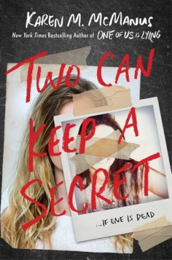 cover art for Two Can Keep a Secret by Karen M. McManus