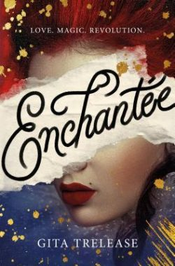 cover art for Enchantee by Gita Trelease
