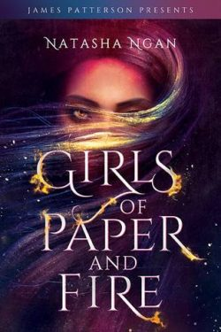 cover art for Girls of Paper and Fire by Natasha Ngan