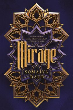 cover art for Mirage by Somaiya Daud