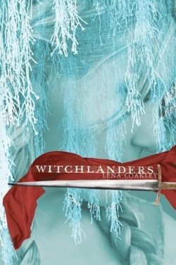 cover art for Witchlanders by Lena Coakley