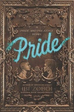 cover art for Pride by Ibi Zoboi