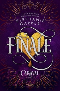 cover art for Finale by Stephanie Garber