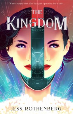 cover art for The Kingdom by Jess Rothenberg