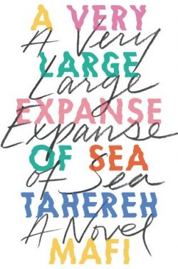 cover art for A Very Large Expanse of Sea by Tahereh Mafi