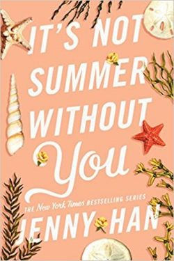 cover art for It's Not Summer Without You by Jenny Han