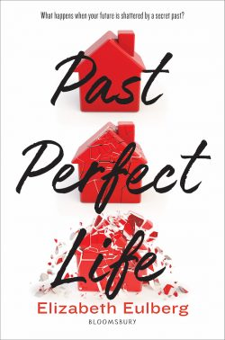 cover art for Past Perfect Life by Elizabeth Eulberg