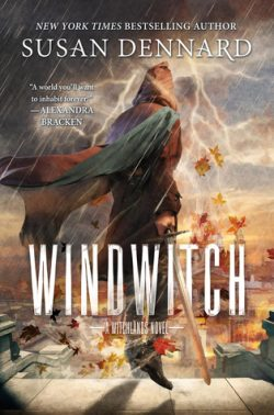 cover art for Windwitch by Susan Dennard