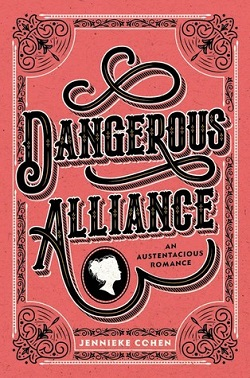 Dangerous Alliance by Jennieker Cohen