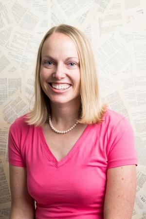Samantha Hastings author photo