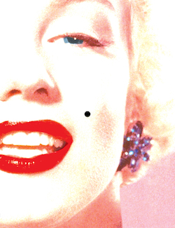 Beauty Mark: A Verse Novel of Marilyn Monroe by Carole Boston Weatherford