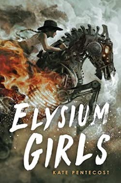 Elysium Girls by Kate Pentecost