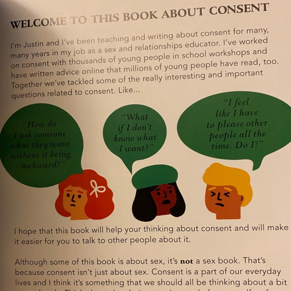 low contrast image from Can We Talk About Consent? intertior page