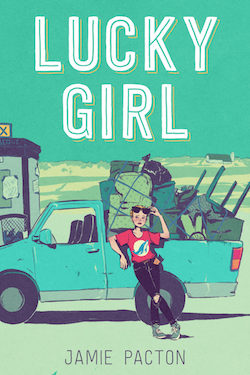 Lucky Girl by Jamie Pacton