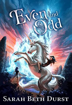 Even and Odd by Sarah Beth Durst