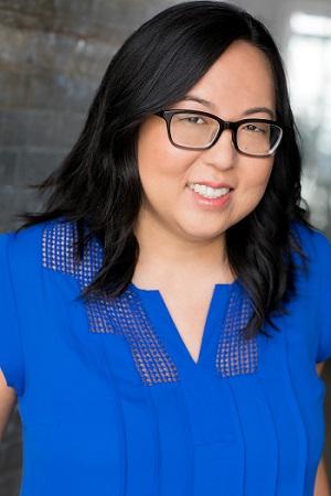Suzanne Park author photo